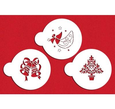 Designer Stencils Christmas Cookie