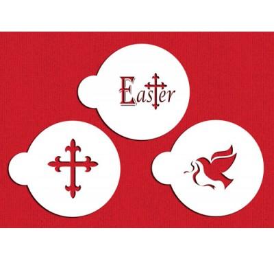 Designer Stencils Easter Cookie