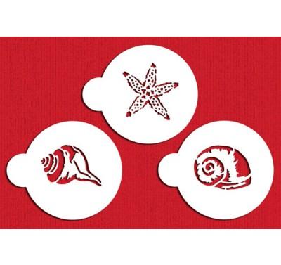 Designer Stencils Shells