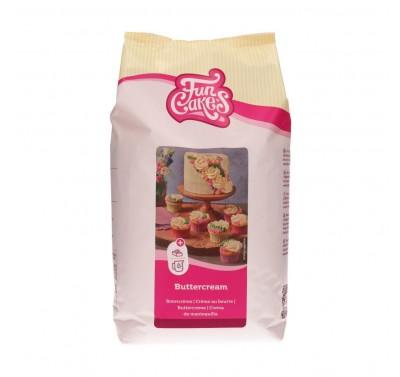 FunCakes Mix voor Botercrème 4 kg - Zak