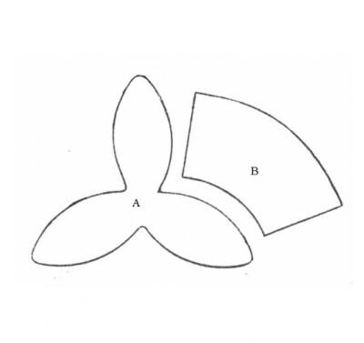 FineCut Daffodil XL