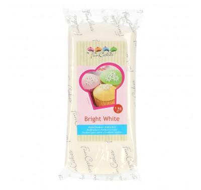 FunCakes Rolfondant -Bright White- -1kg-