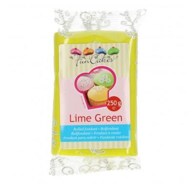FunCakes Rolfondant -Lime Green- -250g-