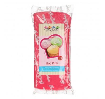 FunCakes Rolfondant -Hot Pink- 1kg