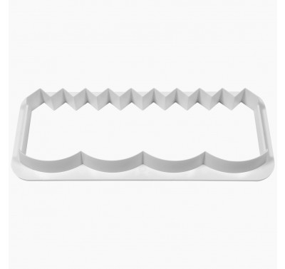 PME Straight Frill cutter Broderie Anglaise