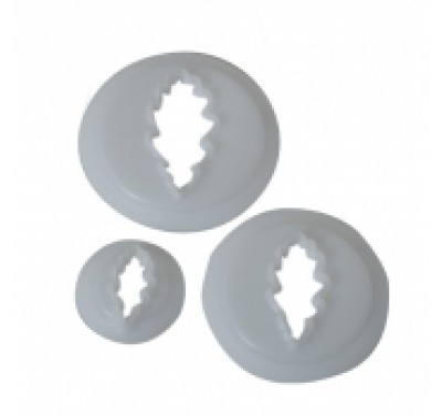 FMM Oak Leaf set of 3
