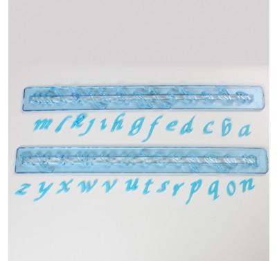 FMM Alphabet tappits - Lower Case Script
