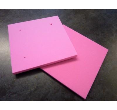 Blooms Flower Foam Pad Pink