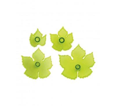 JEM Grape Vine Leaves set of 4