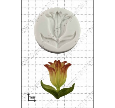 FPC Tulip Silicone Mould