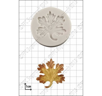 FPC Stylised leaf Silicone Mould