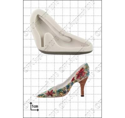 FPC Fashion Shoe (2) Silicone Mould