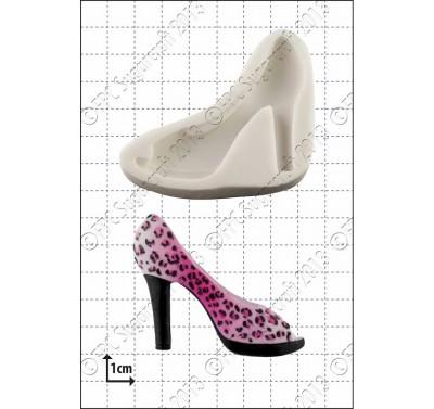 FPC Fashion Shoe (3) Silicone Mould