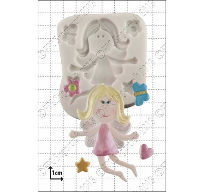 FPC Funky Fairy (Fee) Silicone Mould