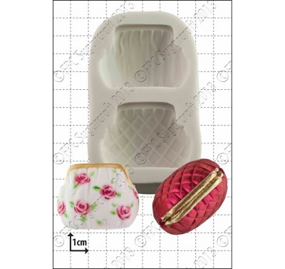 FPC 3D Handbags Silicone Mould