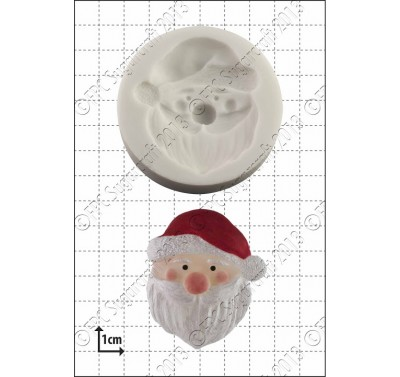 FPC Father Christmas Silicone Mould