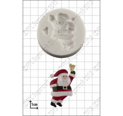FPC Santa Claus with Bell