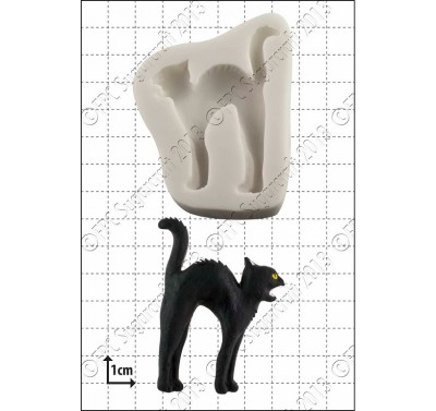 FPC Black Cat Silicone Mould