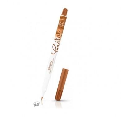 Fractal Colors - Calligra Food Brush Pen - Brown