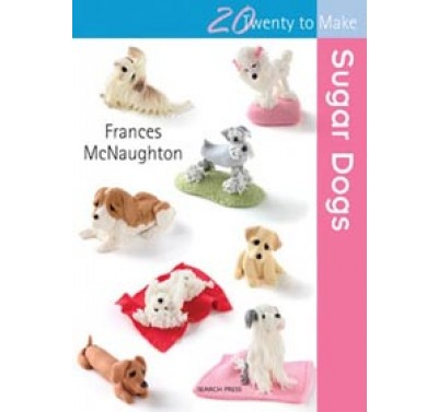 Frankly Sweet - 20 to Make Sugar Dogs
