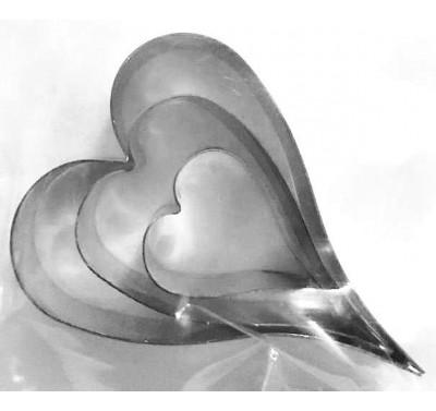 Alan Dunn Collection - Heart Leaf Set/3