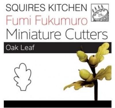 Fumi Fukumuro Miniature Oak Leaf