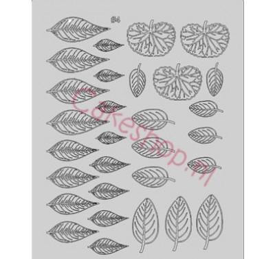 Gelatin Veining Sheet Leaf 4