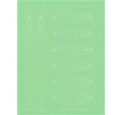 Gelatin Veining Sheet Leaf 5