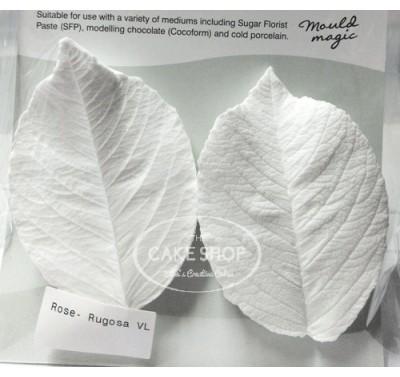 SK Great Impressions Leaf Veiner Rose - Rugosa VL