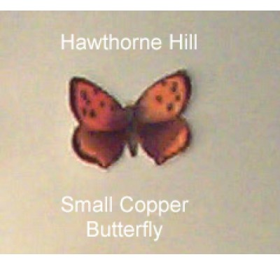 Hawthorne Hill Copper Butterfly