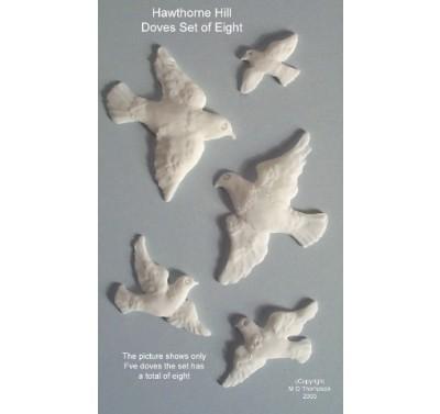 Hawthorne Hill Doves Set