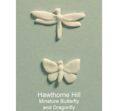 Hawthorne Hill Miniature Butterfly and Dragonfly