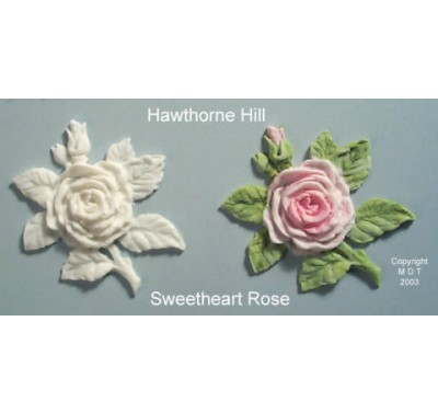 Hawthorne Hill Sweetheart Rose