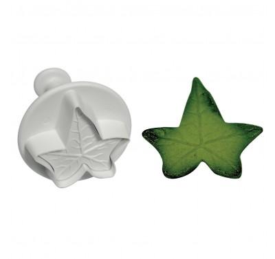 PME Veined Ivy Leaf Plunger Cutter S