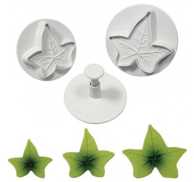PME Veined Ivy Leaf Plunger Cutter XL set
