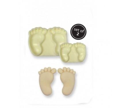 JEM Pop It - Baby Feet (Set/2)