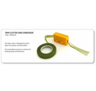 JEM Florist Tape Cutter & Shredder