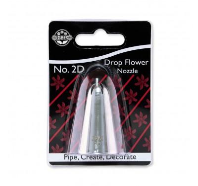 JEM Drop Flower Nozzle no. 2D