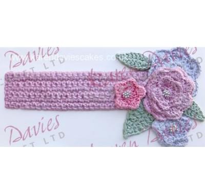 Karen Davies Crochet Border