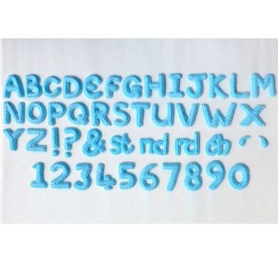 Karen Davies Alphabet & Numbers