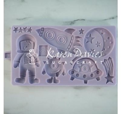 Karen Davies Space Cookie Mould