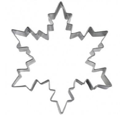 Koekjesuitsteker IJskristal 6,5cm