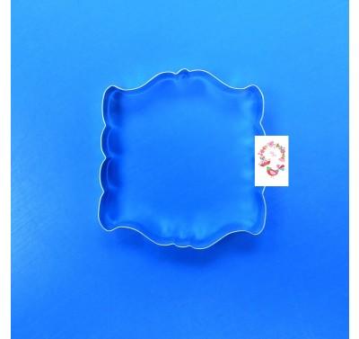 KriKri Designs - Cookie Cutter Elegant Square