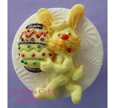 Alphabet Moulds Easter Bunny