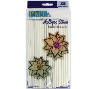 PME Lollipop Sticks 15 cm Pk./35