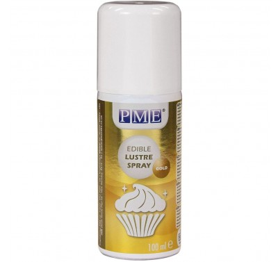 PME Lustre Spray Gold