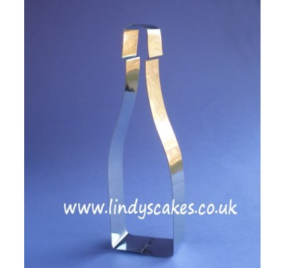 Lindy Smith - Champagne Bottle Cookie Cutter