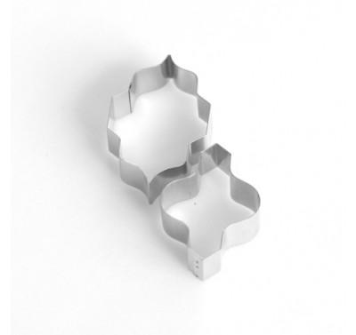 Lindy Smith - Moroccan Interlocking Tiles Set M
