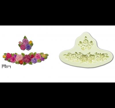 DPM Chrysanthemum Border & Drop