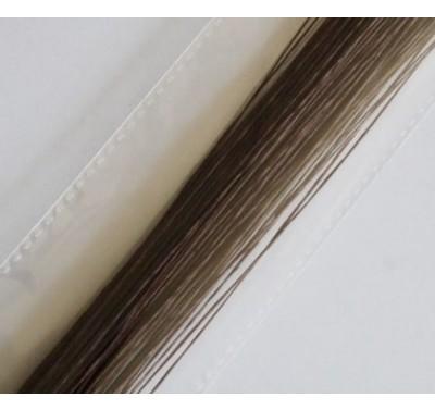 Bloemendraad Bruin 20g - 50cm lang